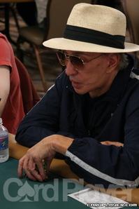 Bob Stupak Competes At WSOP
