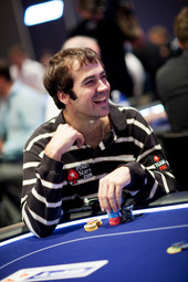 Mercier at 2013 EPT Barcelona