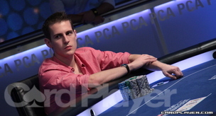 McDonald at the 2014 PCA Final Table