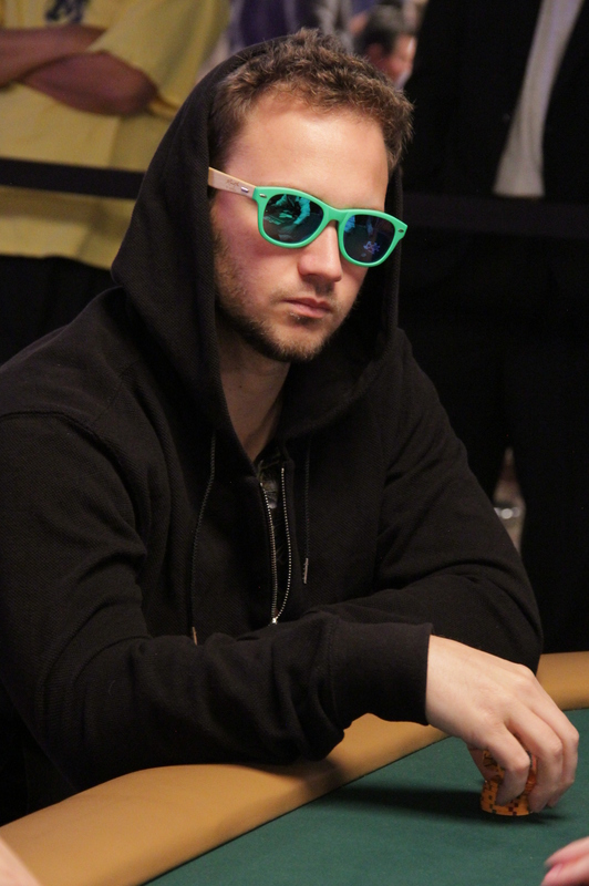 Anderson poker player