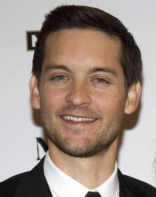 Molly Bloom Tobey Maguire