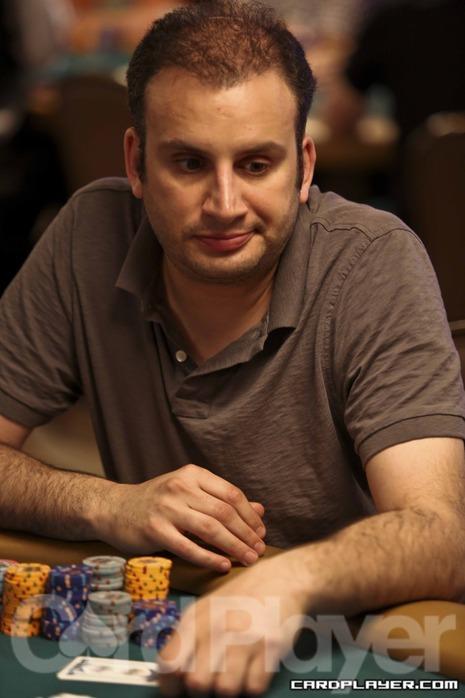 Abe Mosseri Leads Final 22 Players