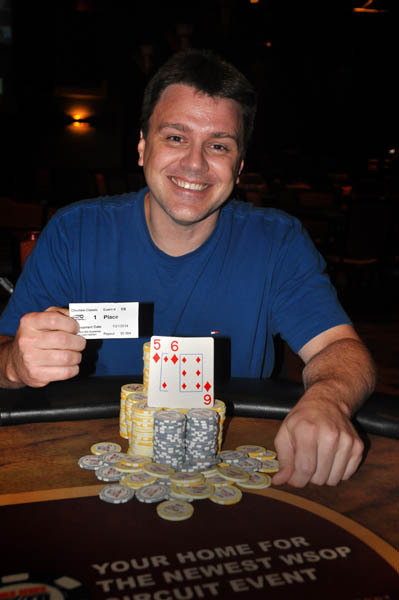 Card Player Poker Tour Choctaw Results Events 15 18