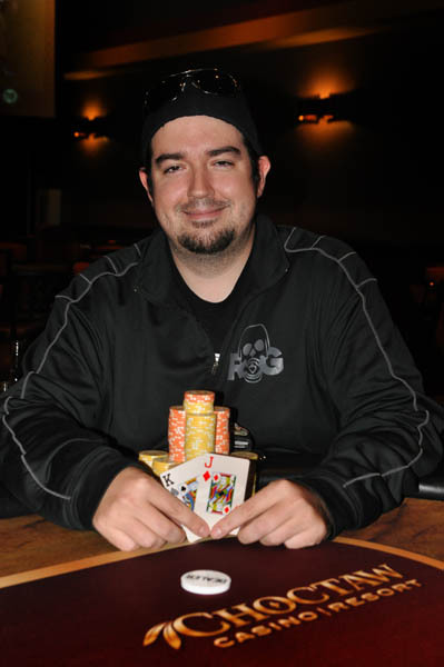 Card Player Poker Tour Choctaw Results 41 43 Amp 44