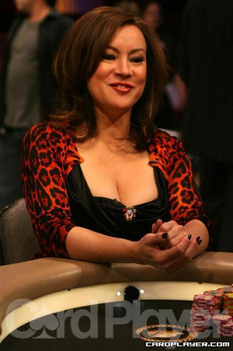 Tilly at the NBC National Heads-Up Poker Championship