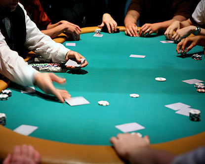 Study: You're Like A Pigeon When You Play Poker