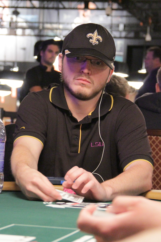 Kevin Eyster moves to 12th in the rankings