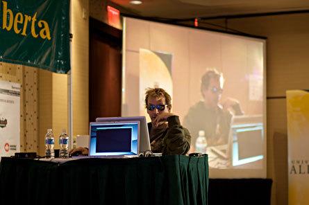 Phil Laak Playing 'Polaris'