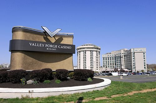 Valley forge casino security jobs