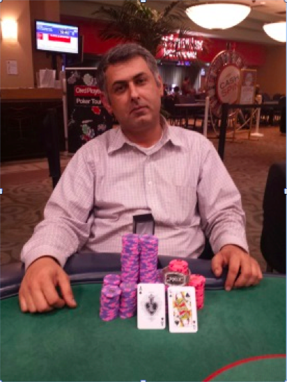 Card Player Poker Tour Hollywood Park Casino Results: Event 1 ...