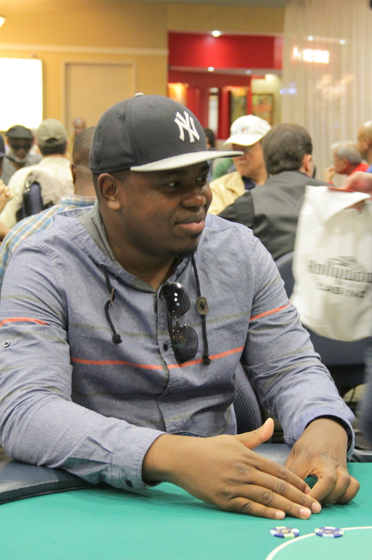 Derrick Mokedi