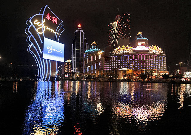 The Wynn Casino In Macau