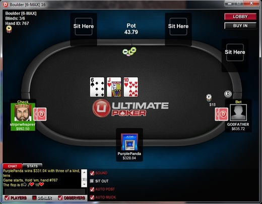 Let it ride poker game online