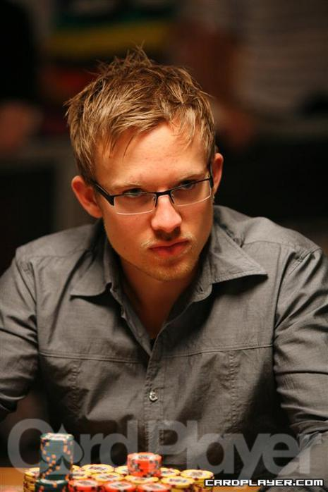 Jacobson At The WSOP
