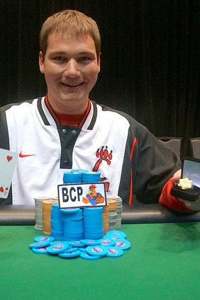 world series of poker main event standings
