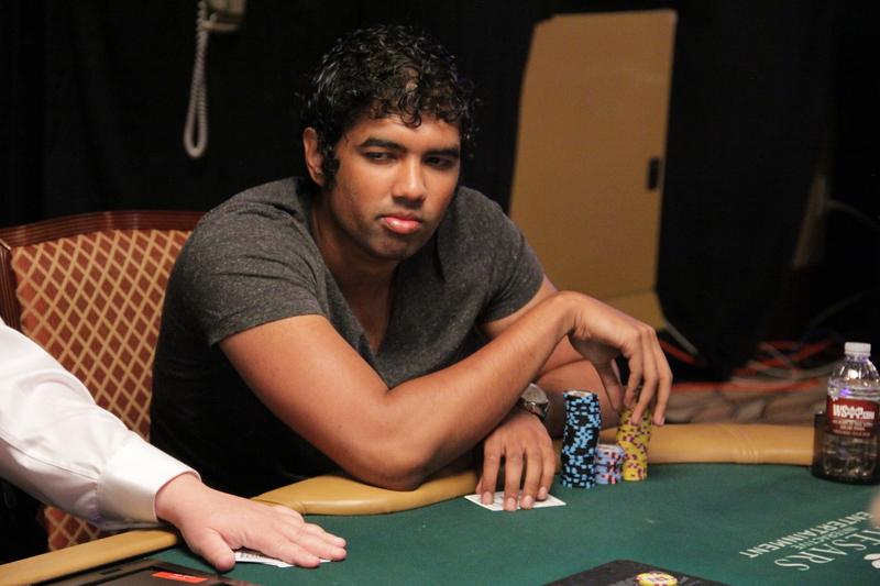 A poker life cardplayer