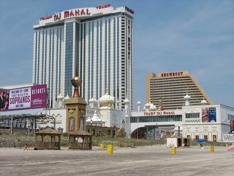 Trump Atlantic City Casino Bankruptcy