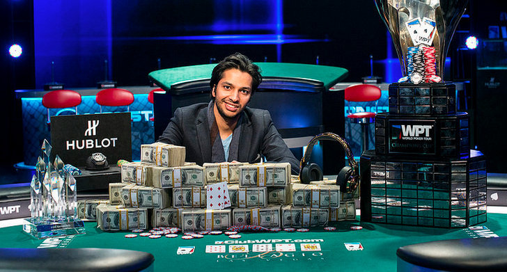 World poker tour main event 2014