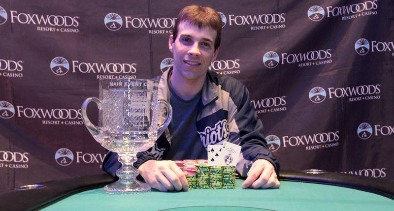 Poker tounaments at foxwoods casino sports gambling email lists