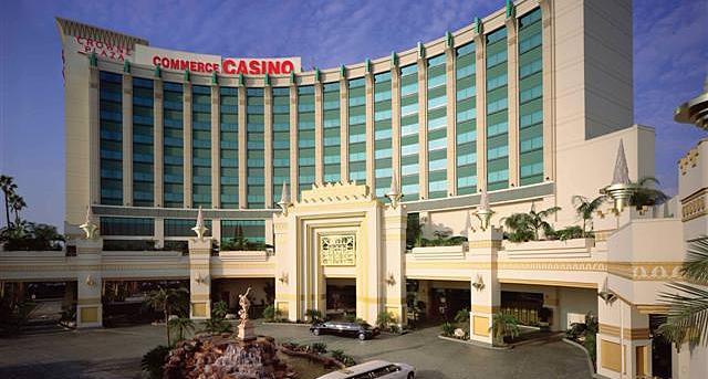 when was commerce casino built