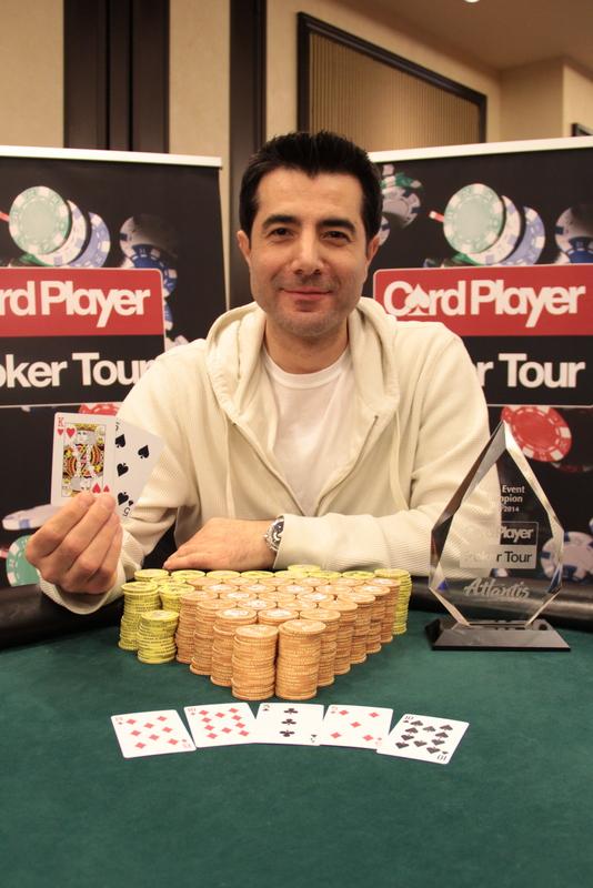 2014 Champ Erkut Yilmaz