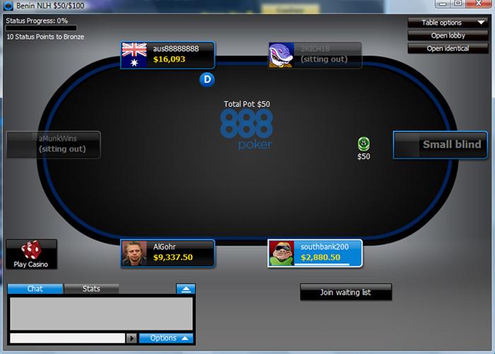 Casino 888 poker азартмания казино вход
