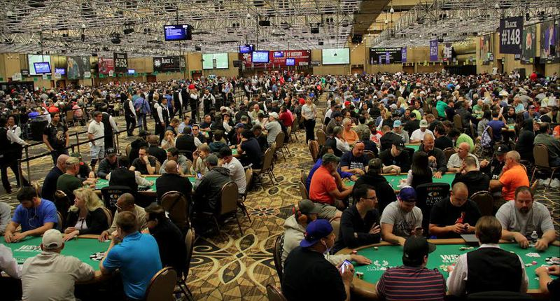 The colossus world series of poker winstar upcoming poker tournaments