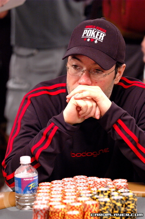 Jamie Gold at the 2006 WSOP