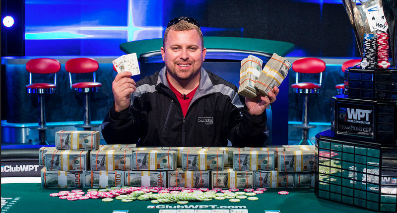 ... Brin Wins Inaugural World Poker Tour Choctaw Main Event - Poker News