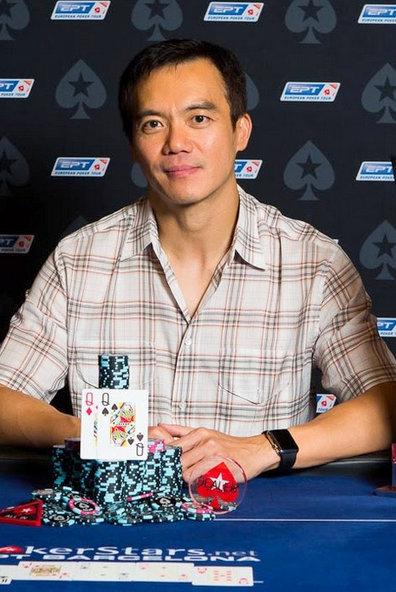 Indonesia poker player