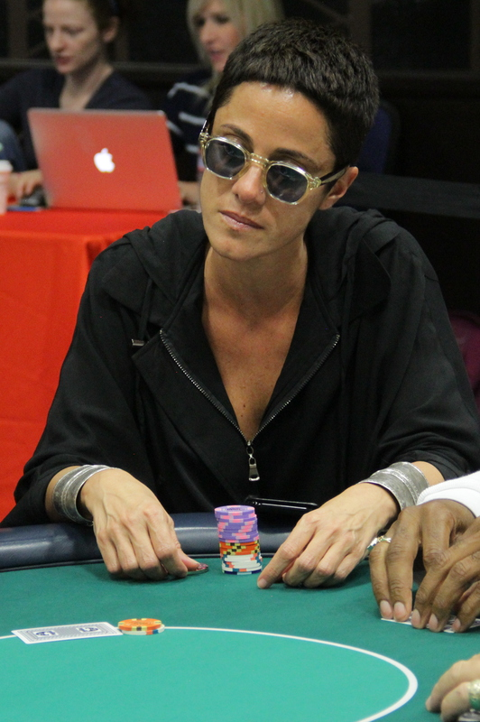 Nika Futterman Live Updates - Poker Player