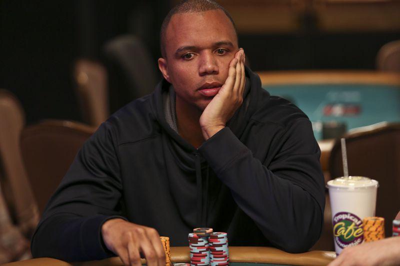 Online Poker: Phil Ivey Drops $417,000