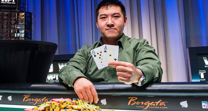Chris Leong Wins 2016 World Poker Tour Borgata Winter Poker Open