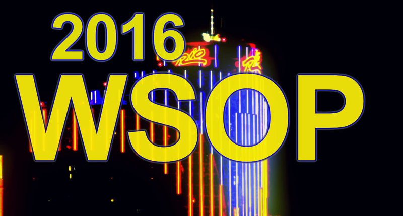 world poker tournament 2016 las vegas