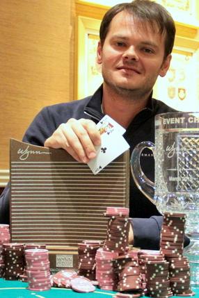 2015 champ Maxim Sorokin