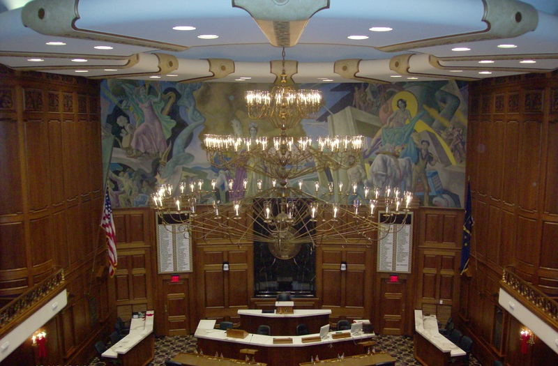 Indiana Legislature/Wikipedia