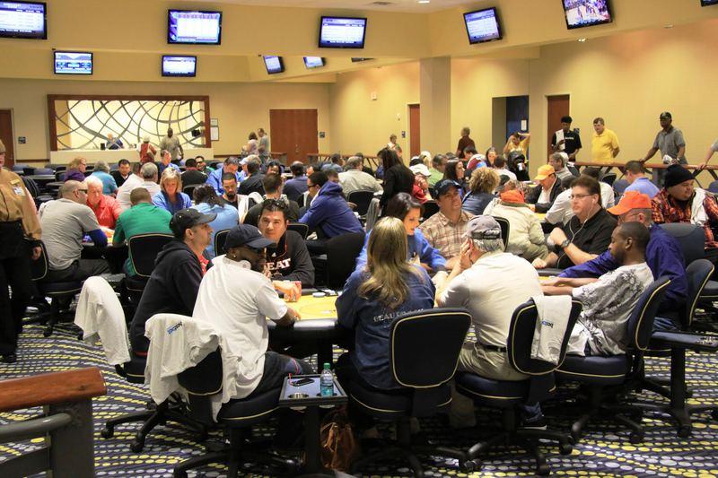 Poker room jax