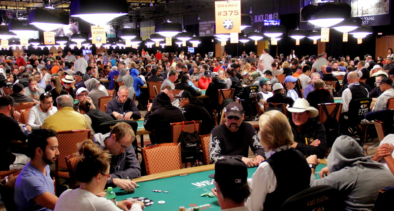World series of poker main event schedule 2016 utah gambling tax