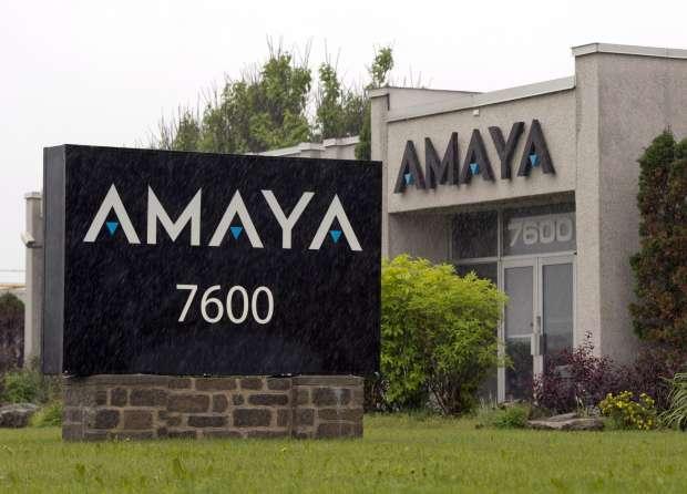 David Baazov officially resigns as Chief Executive of Amaya Inc