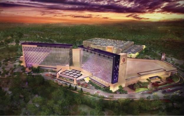 casino reservation land