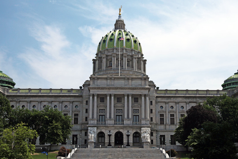 Pennsylvania House returns to voting session