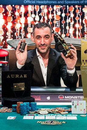 Farid Yachou wins first-ever _WPT Tournament of Champions