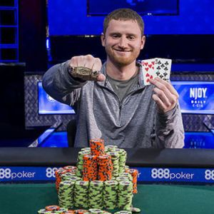 David Peters wins his first WSOP gold bracelet