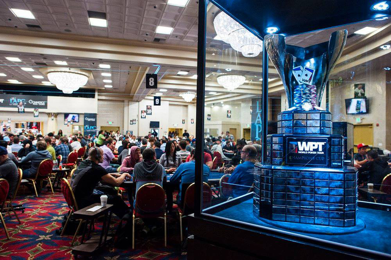 The L.A. Poker Classic main event