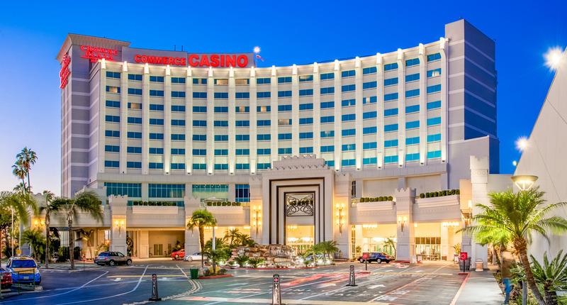 commerce casino poker classic