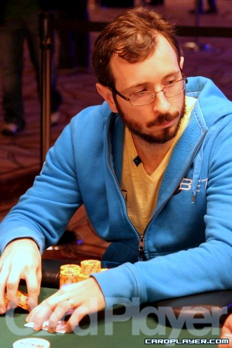 Rast at the World Series of Poker