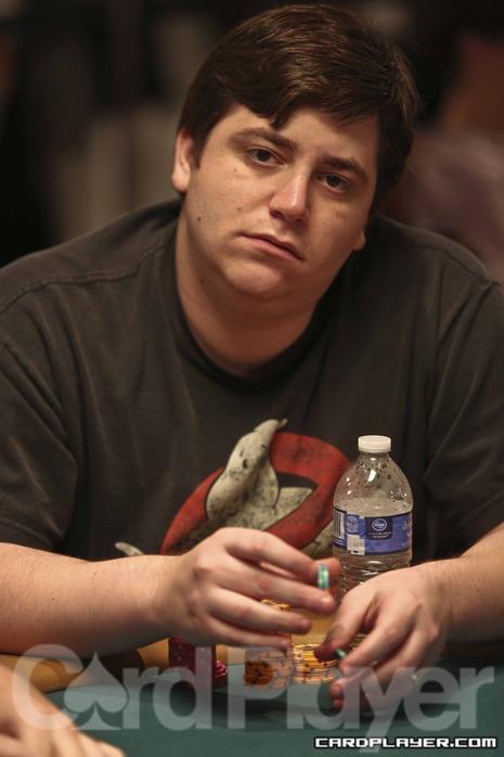 Randy Ohel at the WSOP