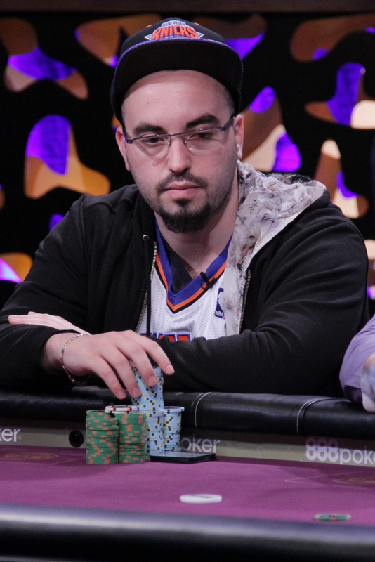Bryn Kenney at the Super High Roller Bowl