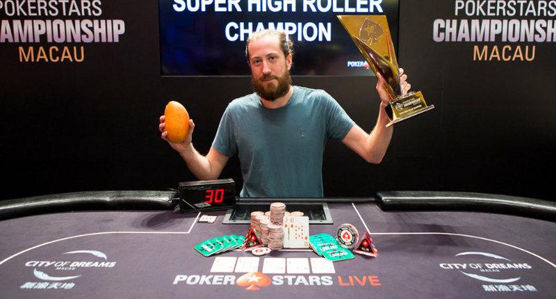 Poker star macau tournament procter and gamble india share price