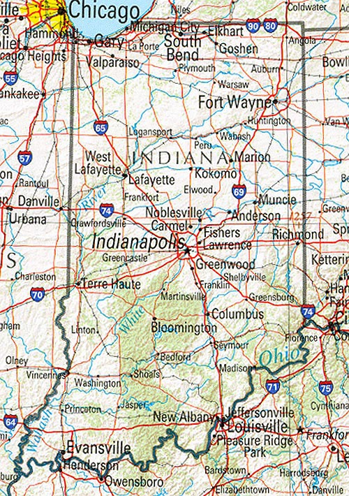 Casinos In Indiana Map.Indiana Casino Poker Rooms Rake 1 8 Million In March